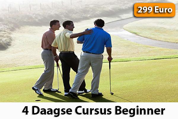 dag golfcursus