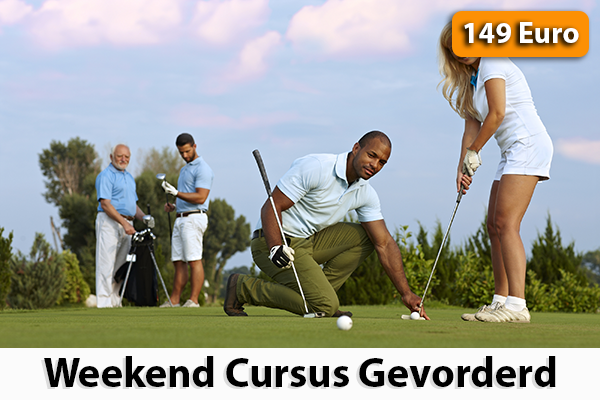weekend golfcursus