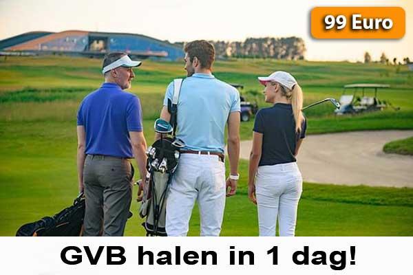 last minute golfcursus